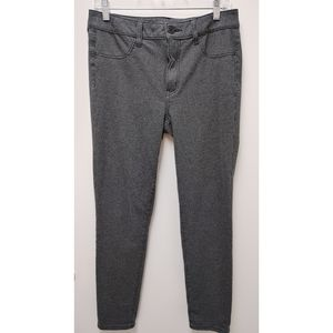 American Eagle Stretch High Waisted Gray Jegging